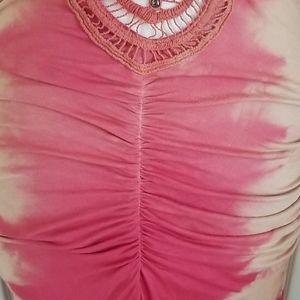 Sky Dresses - Sky Tie Dye Maxi